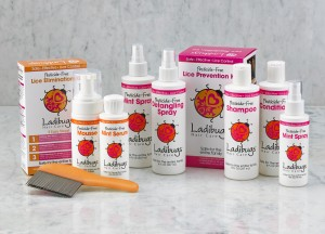 Ladibugs product line