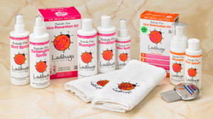 Ladibugs Lice Elimination and Prevention Products