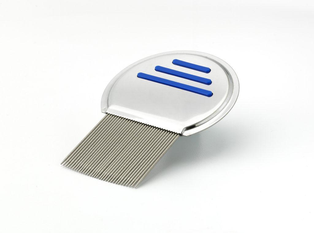 Patent-Pending Ladibugs Lice Comb