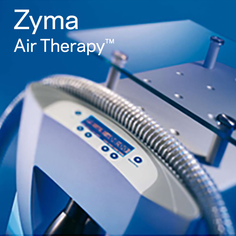 Zyma Air Therapy device close up