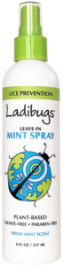 Ladibugs Leave-in Mint Spray