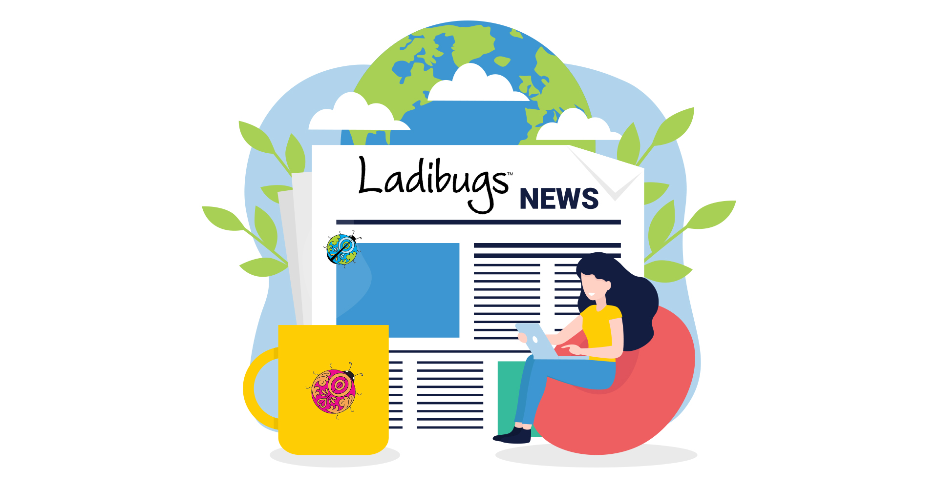 Ladibugs company news