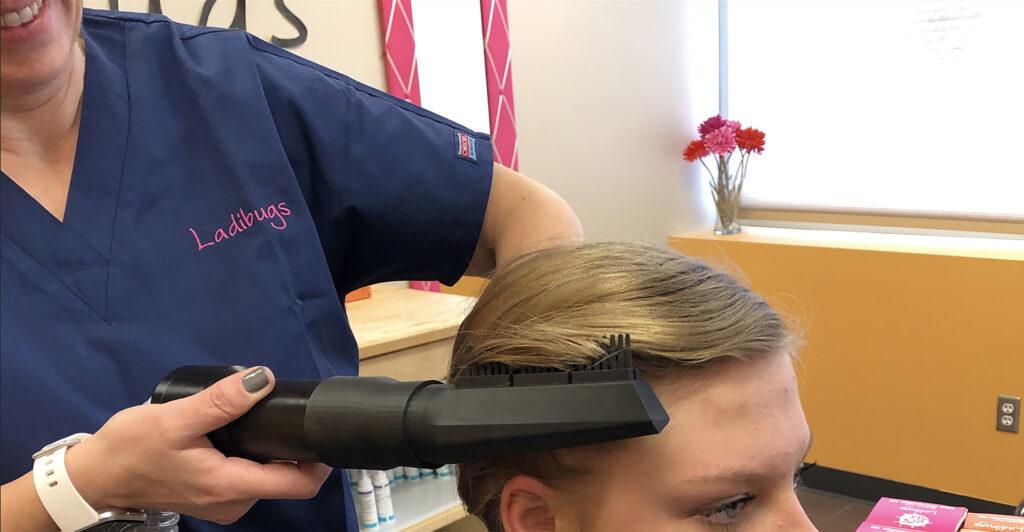 Ladibugs Lice Treatment Center | Lice Treatment Clinic